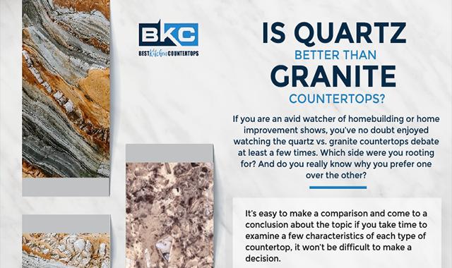 Is Quartz Better Than Granite Countertops?