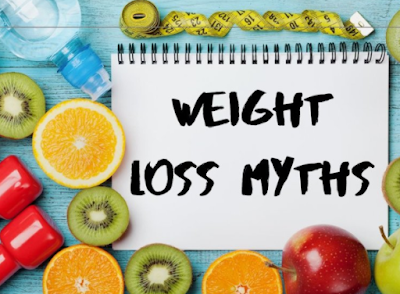 Top 3 Biggest Myths About Weight Loss
