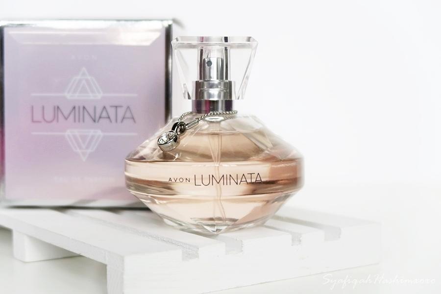 Syafiqahhashimxoxo My Current Obsession Avon Luminata Eau De Parfum