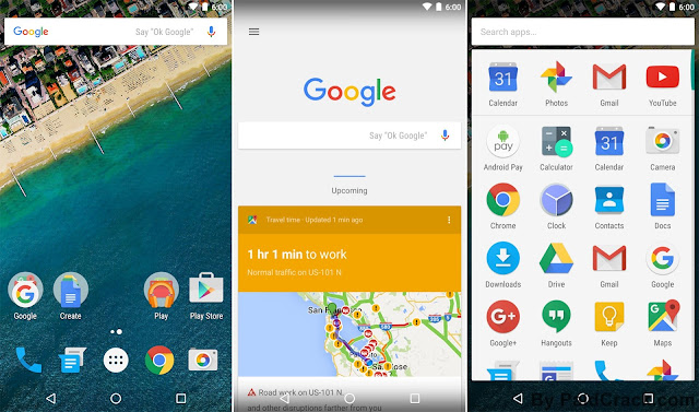 Google Now Launcher Apk 1.4 [Latest Verstion]