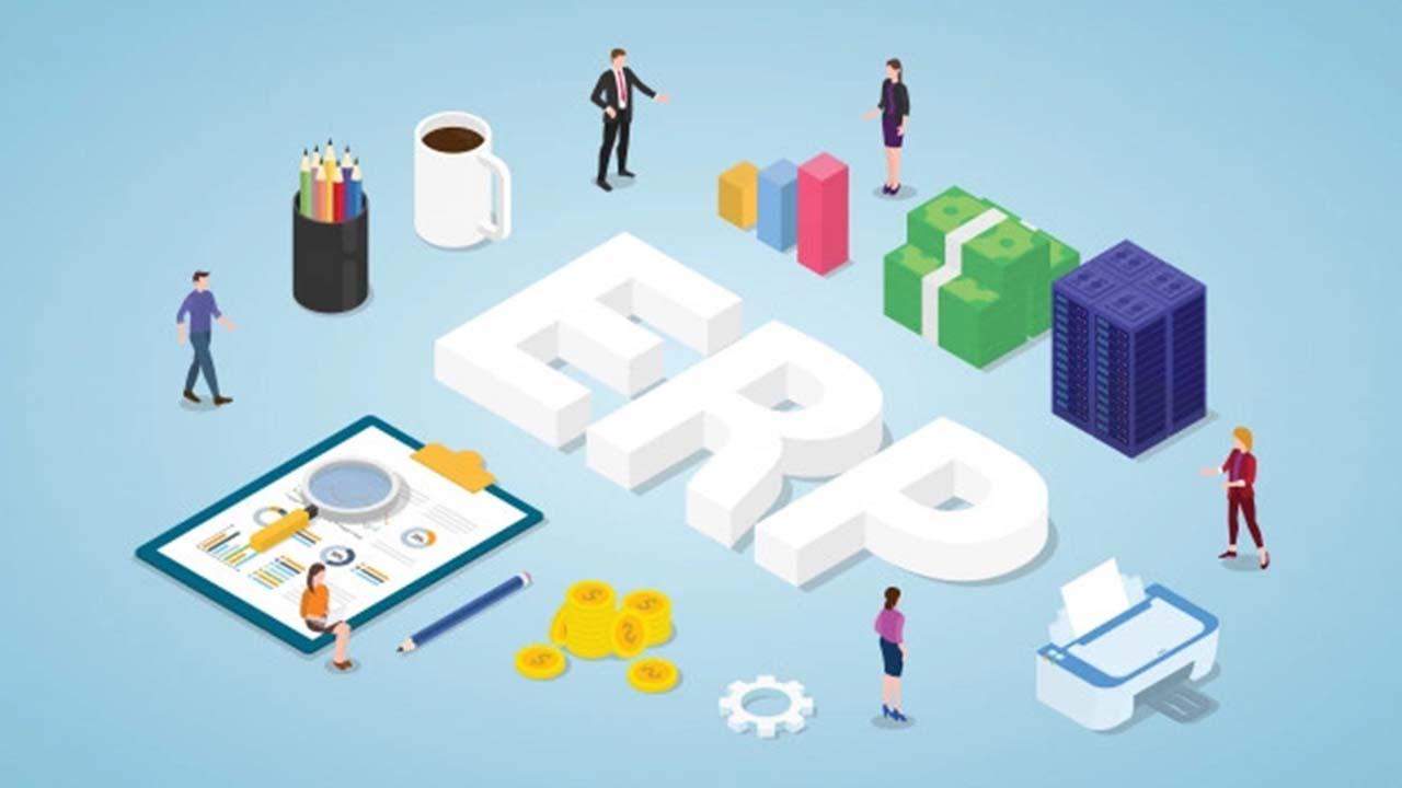Contoh Aplikasi ERP yang Direkomendasikan