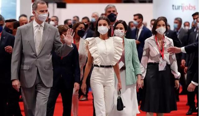ملك إسبانيا يتجاهل رواق المغرب في معرض السياحة الدولي بمدريد