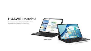 Huawei MatePad 11, WFH Jadi Nyaman
