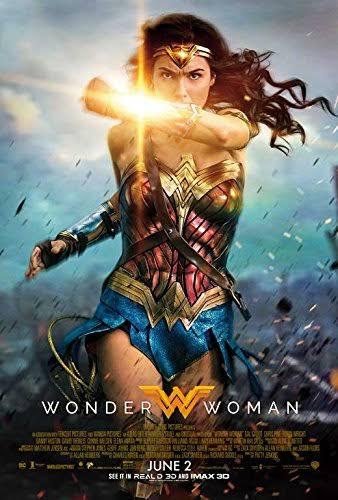 Wonder Woman Movie Download