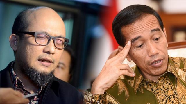 Penyerangnya Divonis 2 Tahun, Novel Baswedan Ucapkan Selamat pada Jokowi