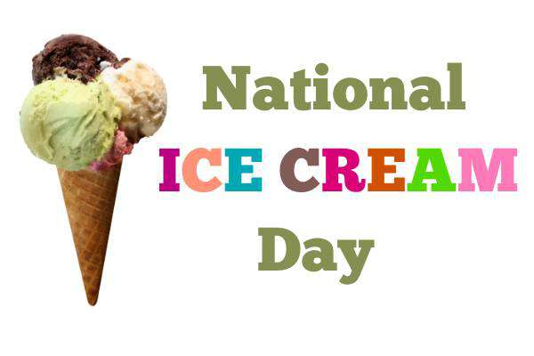 National Ice Cream Day Wishes Images