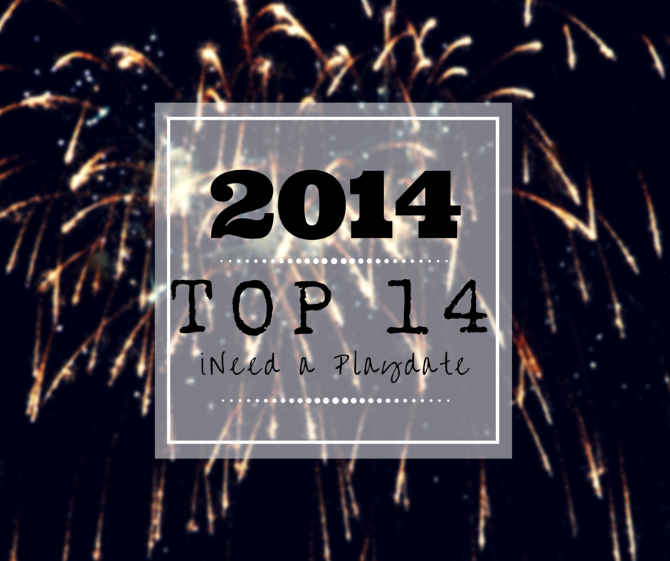 Looking Back on 2014 - Top 14 of 2014