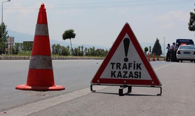 Bozova'da trafik kazası: 4 Yaralı