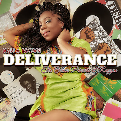 MARLA BROWN - Deliverance EP (2015)