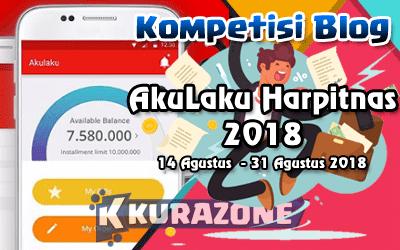 Kompetisi Blog - AkuLaku Harpitnas 2018 Berhadiah Total Uang Tunai 15 Juta Rupiah