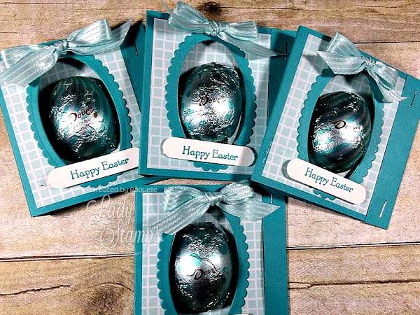 Super Cute & So Easy Easter Treat Holder Tutorial - UPDATED!