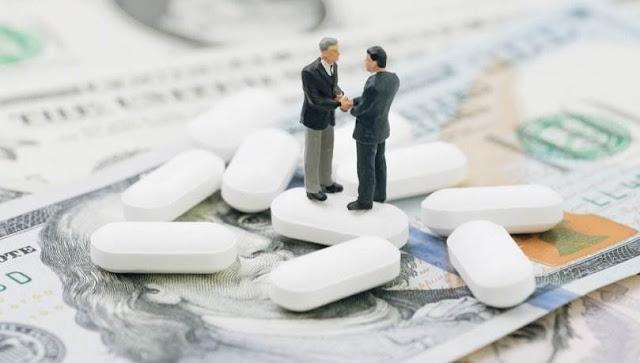 اسماء شركات ادوية عالمية