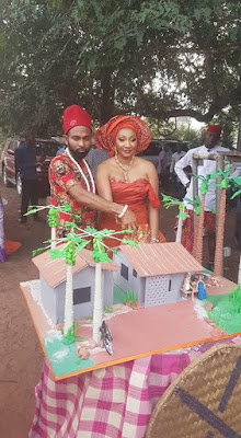 Stunning Mum Of 2 Who Walked Out Of An Abusive Marriage Marries A Young Igbo Man