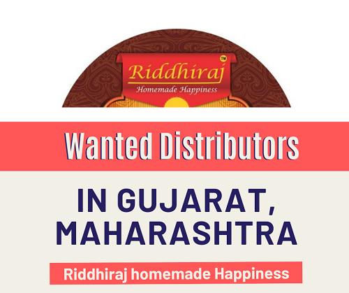 Wanted Distributors for Papad in Gujarat & Maharashtra