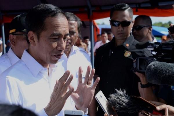 Jokowi Pengin Sesekali Demo tak Dijaga Polisi, Begitu Anarkis Baru Datang