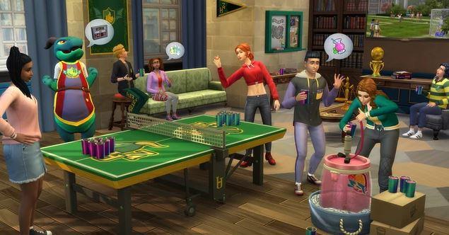 تنزيل لعبة The Sims 4: Discover University كاملة للكمبيوتر