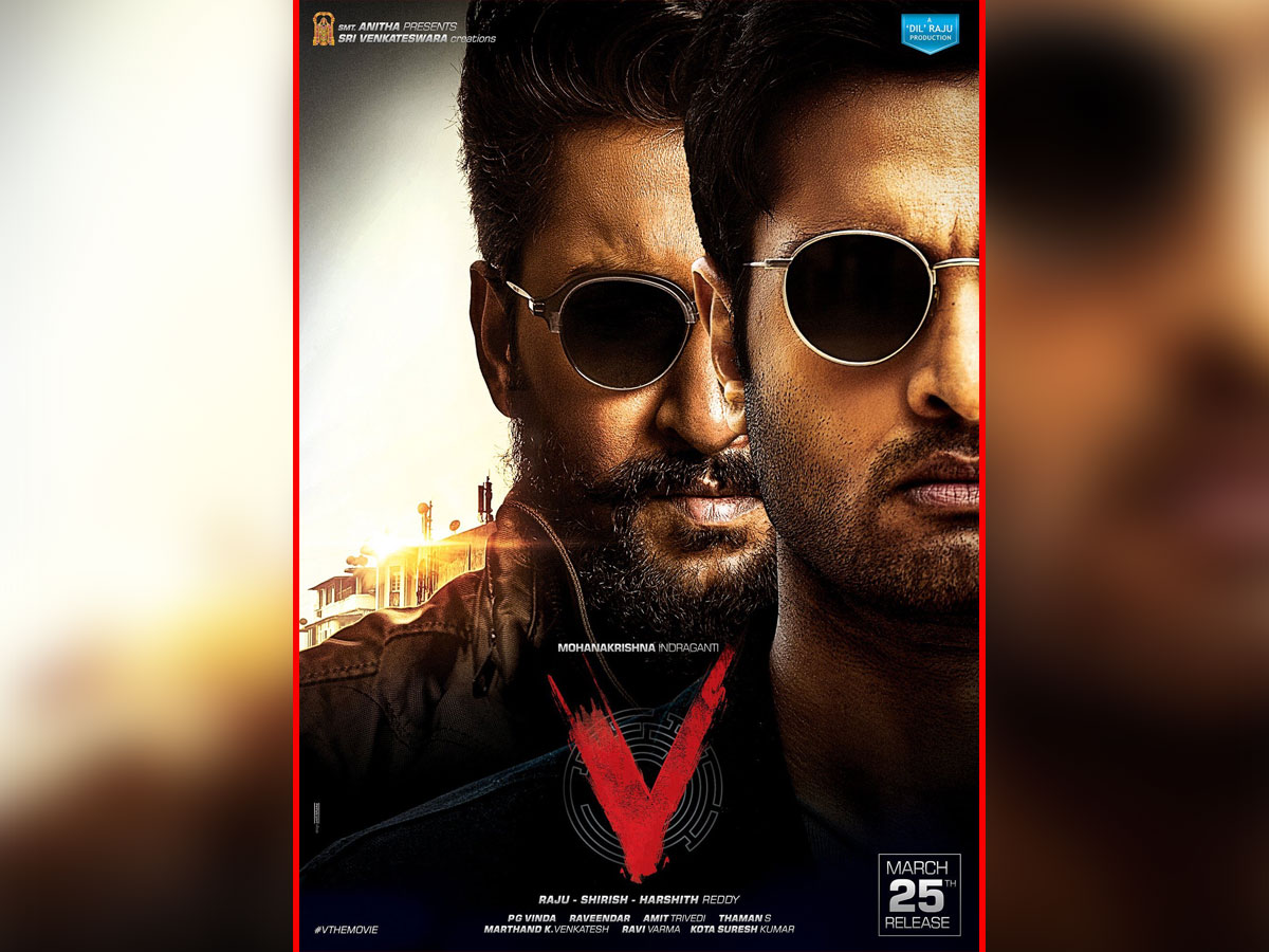 Watch: V Full Movie Review In 3Movierulz