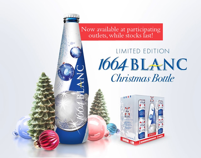1664 Blanc Welcomes Christmas With Limited-Edition Bottles In Malaysia