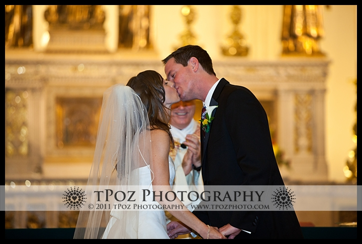St. Casmir's Baltimore Wedding Ceremony
