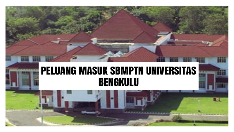 Peluang Masuk SBMPTN UNIB 2021/2022 (Universitas Bengkulu)