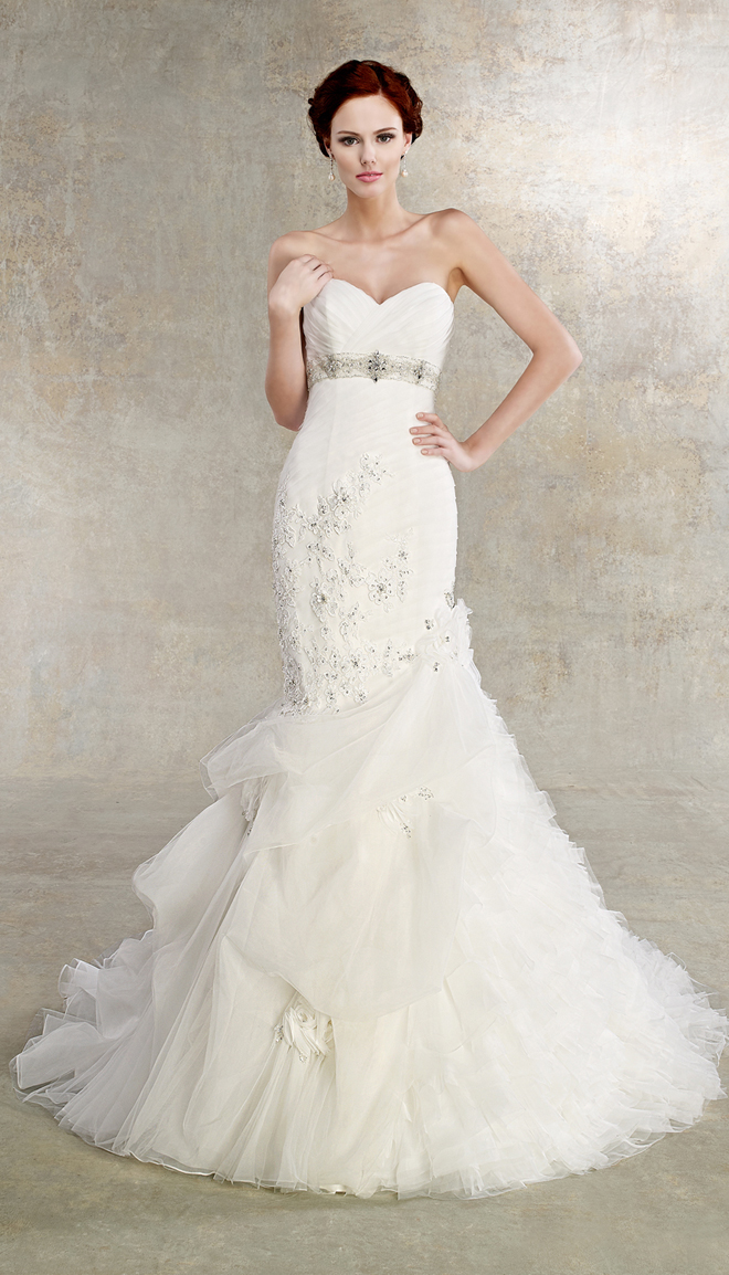 Kitty Chen 2013 Bridal Collection My Dress Of The Week
