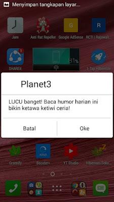 Promo Planet 3
