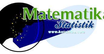 Judul Skripsi Matematika Statistik Terbaru 2020 Kata Ilmu