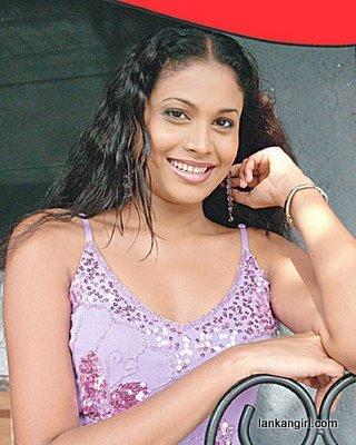 Shiroshi Romeshika ~ Sri lankan Girls Models & Actresses