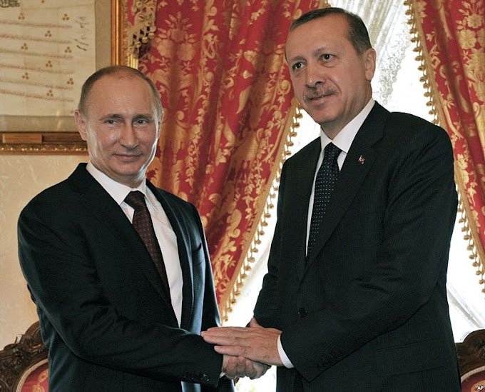 MILITARY: NATO Fury - How Trump is forcing Erdogan into anti-West alliance with Putin