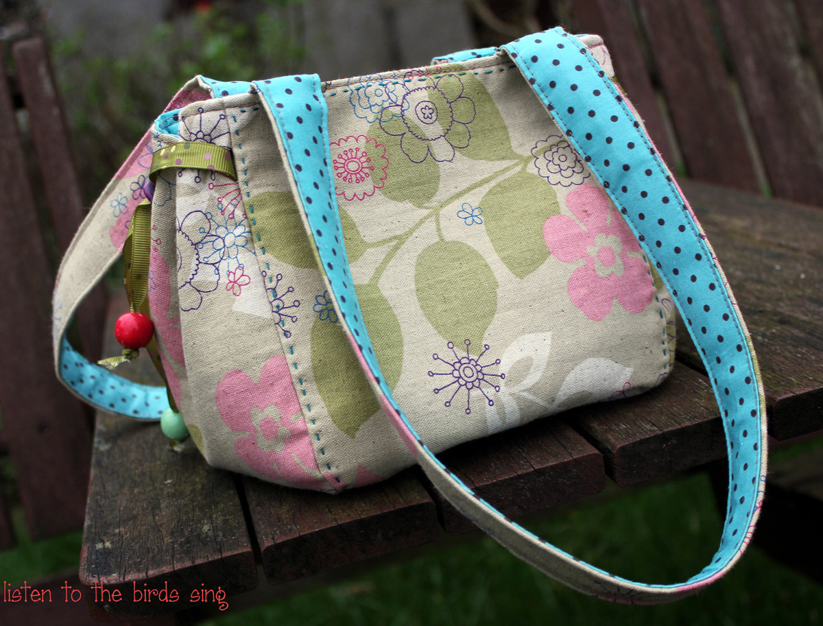 Clover Bag Pattern & Tutorial