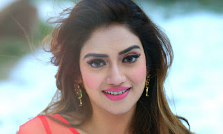 nusrat hot photo