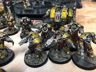 Imperial Fists 30k Horus Heresy Warhammer