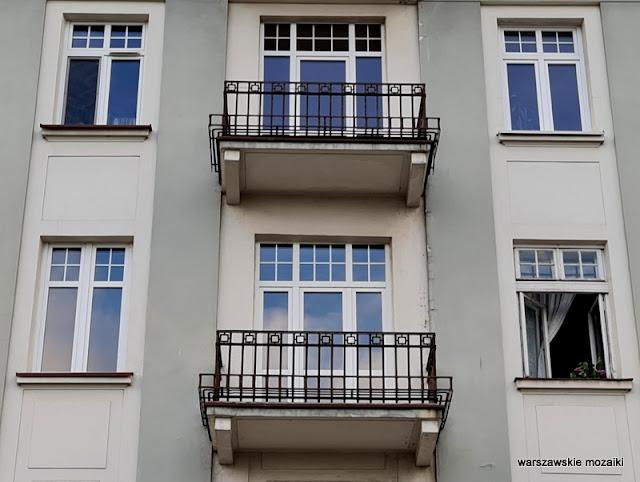 Warszawa Warsaw Praga Południe Kamionek architektura architecture kamienica Józef Napoleon Czerwiński