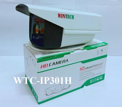 Camera IP WinTech WTC-IP301H Độ phân giải 2.0 MP
