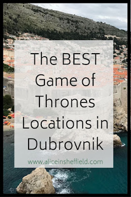 Games of Thrones Locations Dubrovnik