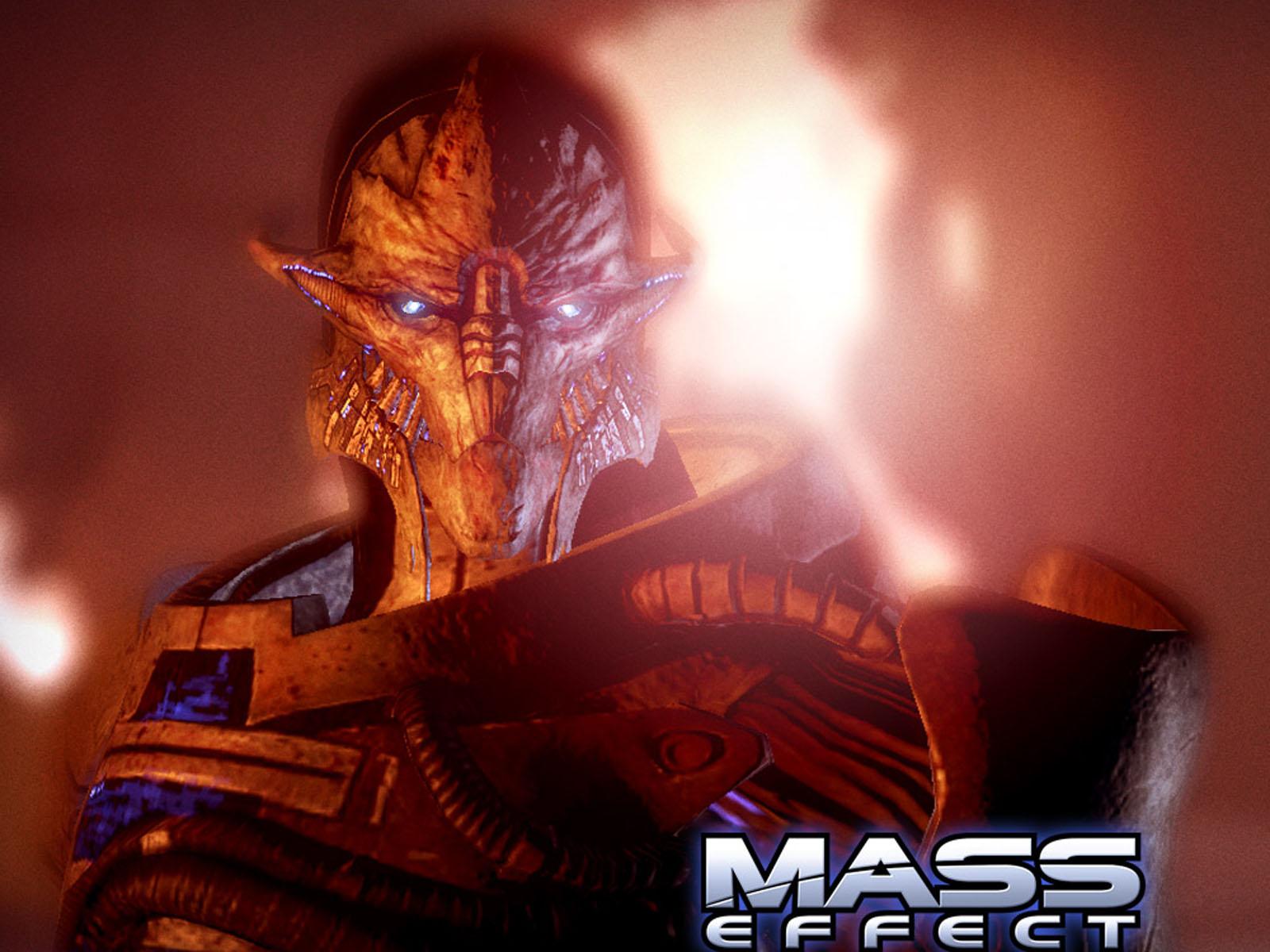 wallpapers: Mass Effect Wallpapers