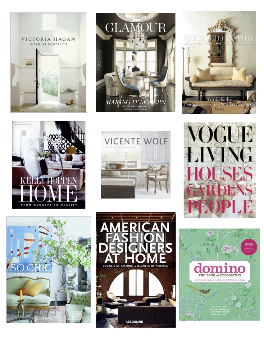 collect5 | southern lifestyle and style: Interior Design Books