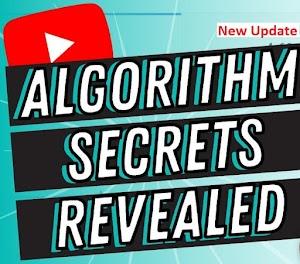 YOUTUBE SEO ALGORITHM UPDATE!   Understanding the YouTube Algorithm