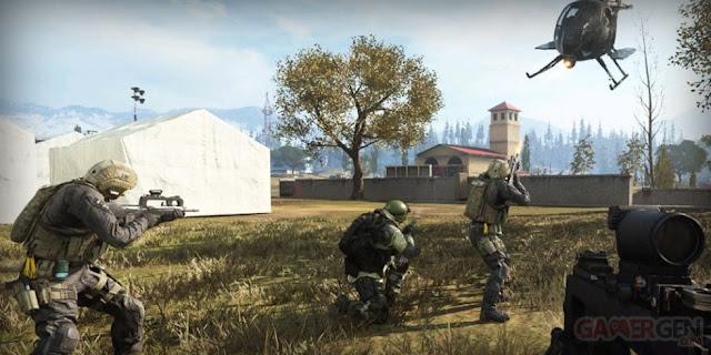 بالصور تسريب قوائم طور الباتل رويال داخل لعبة Call of Duty Modern Warfare