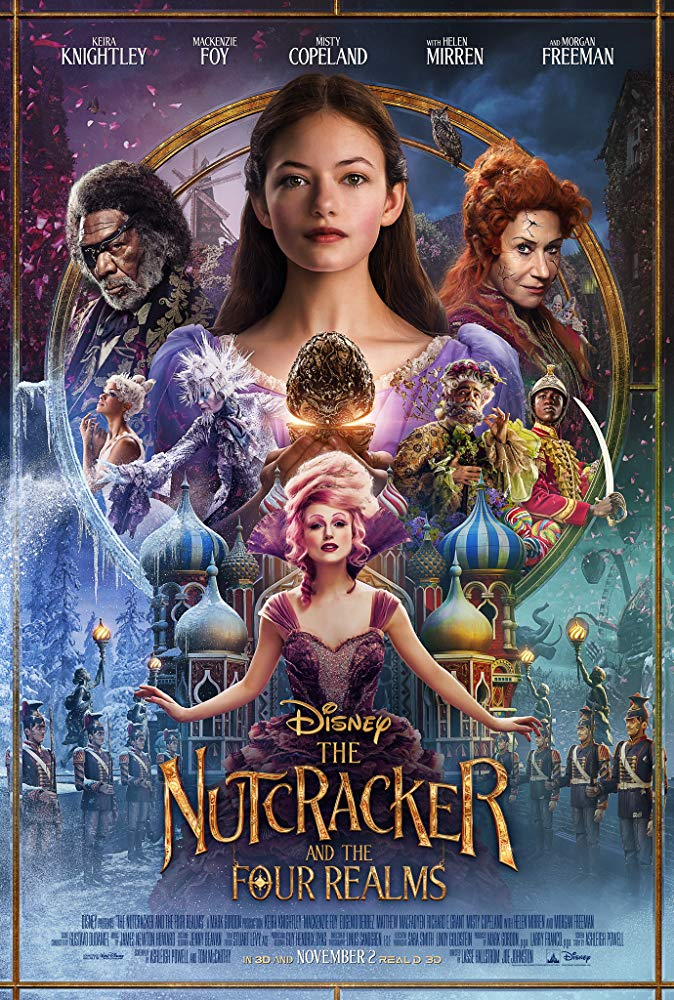 The Nutcracker and the Four Realms 2018 Watch Full Movie Download