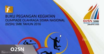 Download Buku Pegangan O2SN SMK 2016