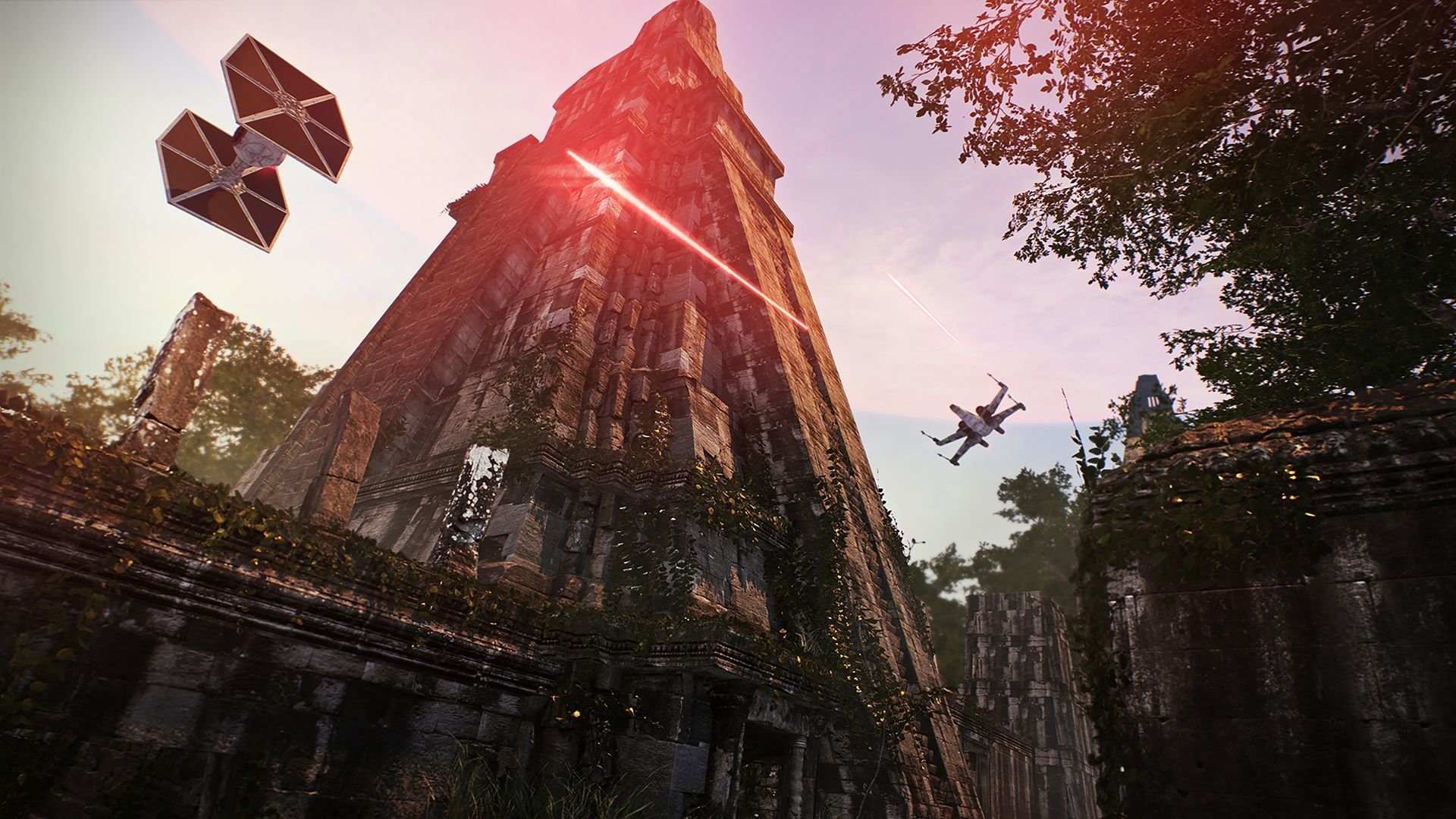 Save Star Wars Battlefront II HD Wallpapers