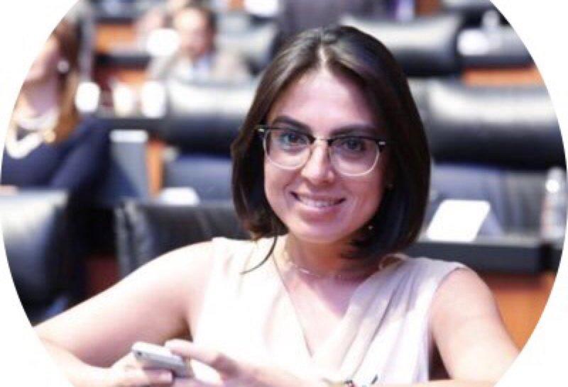 Una joven panista vuelve a poner contra las cuerdas a los anayistas; va por la presidencia del PAN