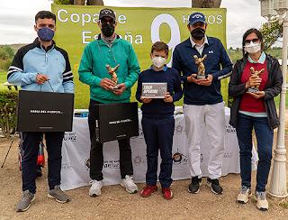Copa España Golf 9 Hoyos Aranjuez