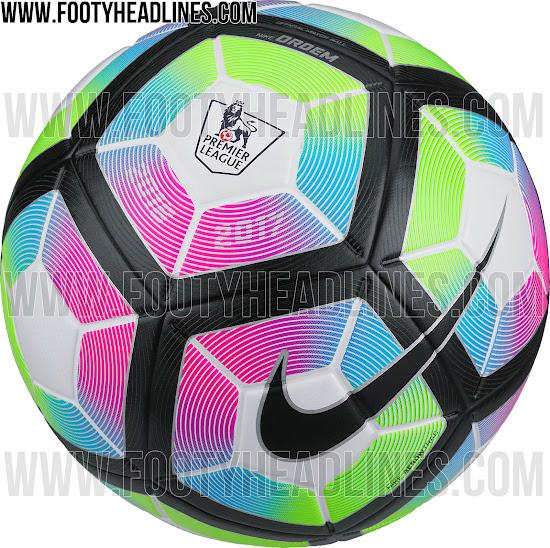 La Premier League ya tiene nuevo balón para la próxima temporada cbc43e942d0b1
