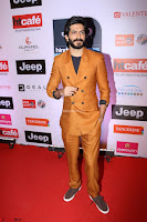 Disha Patani and Harshwardhan Kapoor at the Red Carpet of Hindustan Times Most Stylish Awards 2017 on March 24, 2017 in Mumbai 5.JPG
