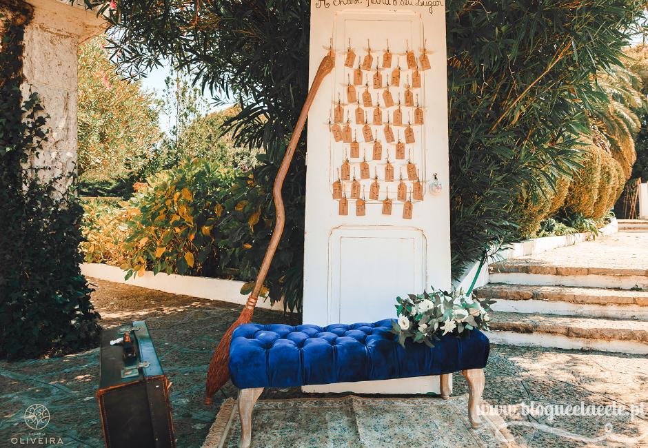 Decoração + casamento Harry Potter+ blogue português de casal + pedro e telma + ela e ele + ele e ela + decor + wedding + geek + nerd + filme + livros + tema de casamento original