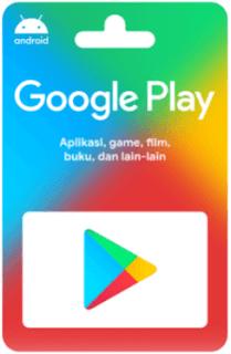 Cara Cek Saldo Google Play Store