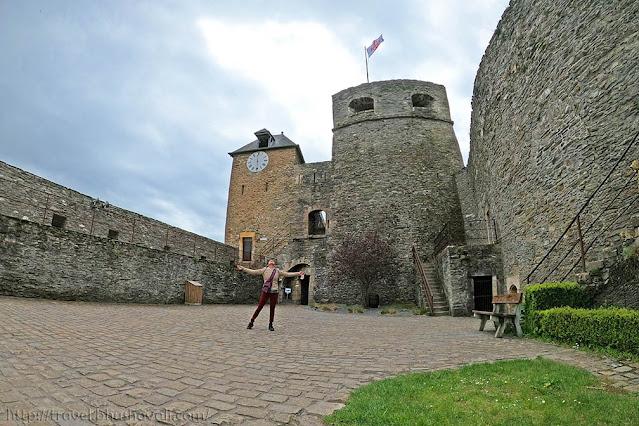 chateau de bouillon fortress