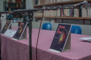 Présentation et vernissage du livre Plume et Flûte de Fa WISHIYA DIBAYA au Centre Wallonie-Bruxelles